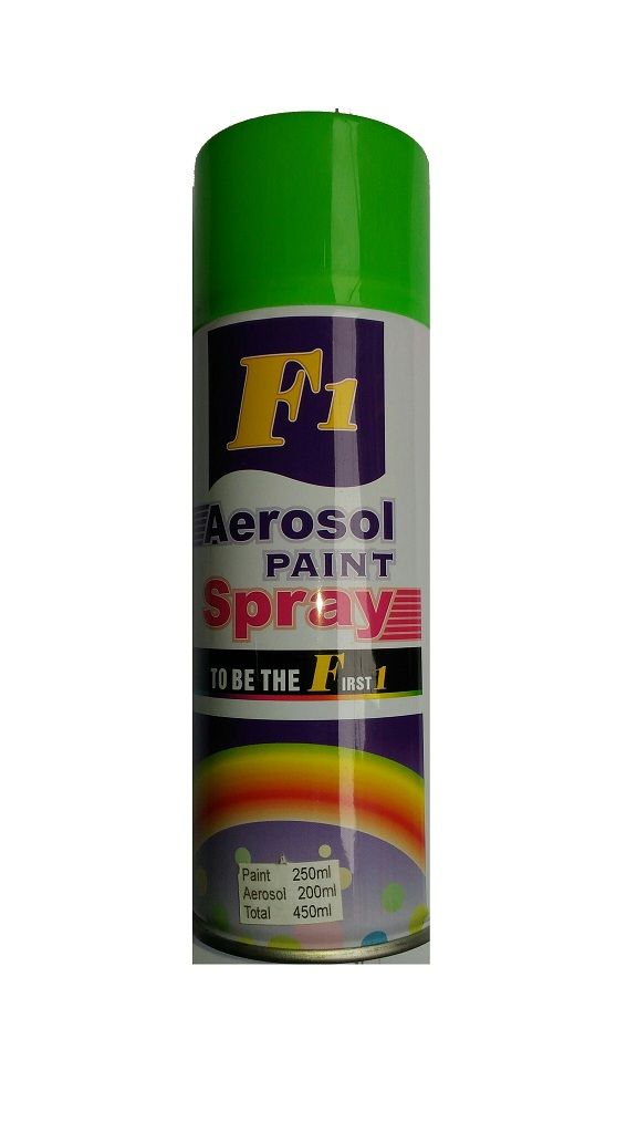 Buy Car Auto Multi Purpose Lacquer Spray Paint Flourocent Green online