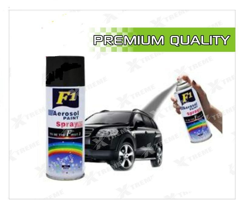 Buy Car Auto Multi Purpose Lacquer Spray Paint Black online