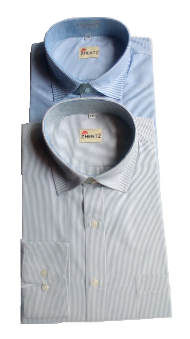 Buy Zhentz Full Sleeves Formal Men's Shirts online