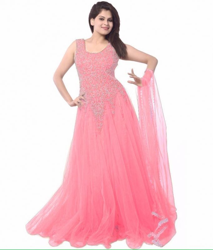 Buy Kia Fashions Lollypop Pink Color Dress online