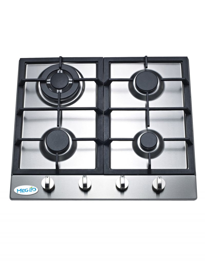 Buy Meglio Glass Black Hobs _ Vatalis_h Online | Best Prices in ...