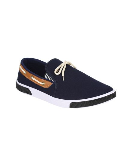 Buy Jollify Mens Blue Casual Shoes(mflipblue) online
