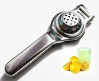 Buy Stainless Steel Lemon Squeezer With Bottle Opener online
