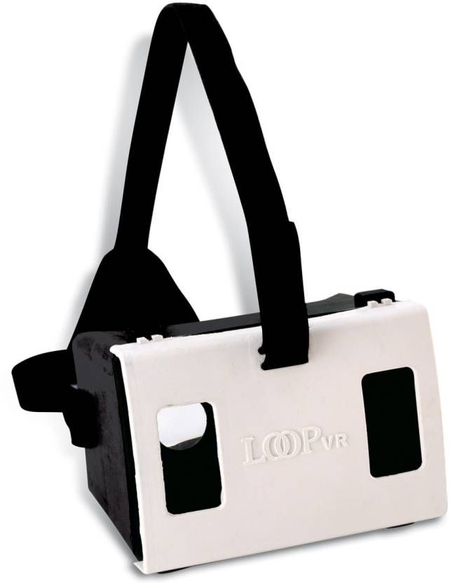 Buy Loop Vr Virtual Reality Box Vr Glasses For 3d Games And Movies online