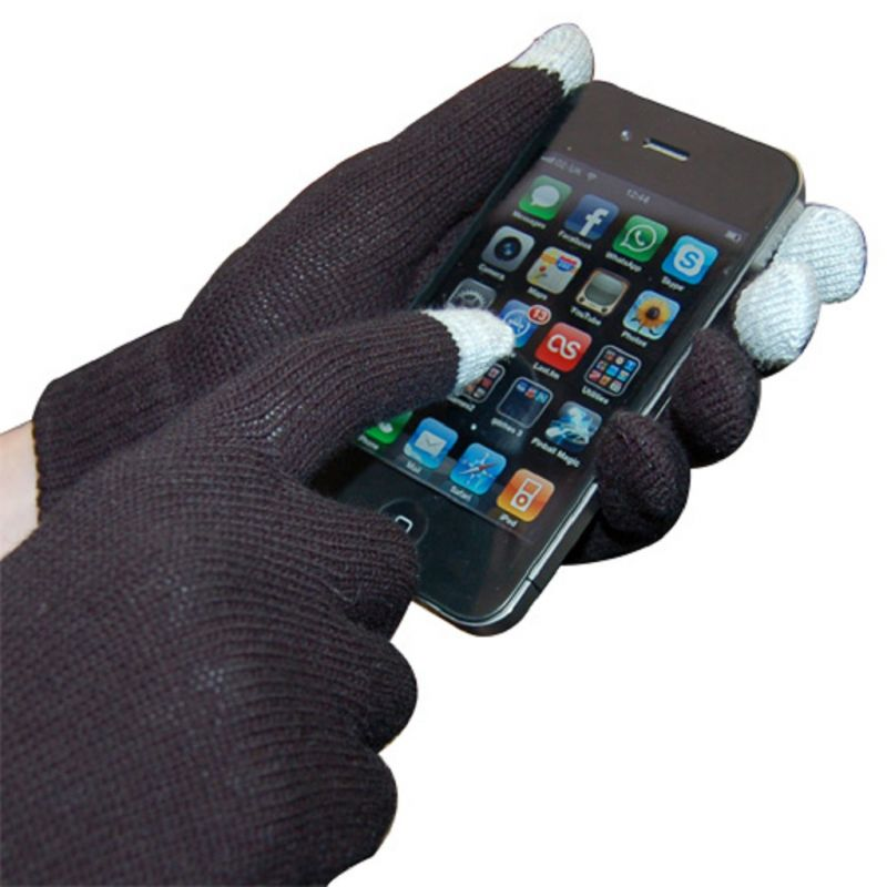Buy Spider Designs I Glove Capacitive Touch Screen Gloves For Iphones 110-blk online