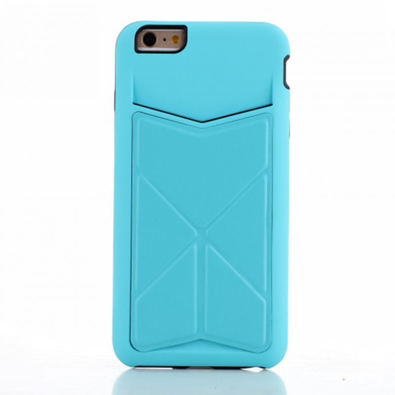 Buy Spider Designs Sd-164 Transformer Case With Card Holder For iPhone 6 online