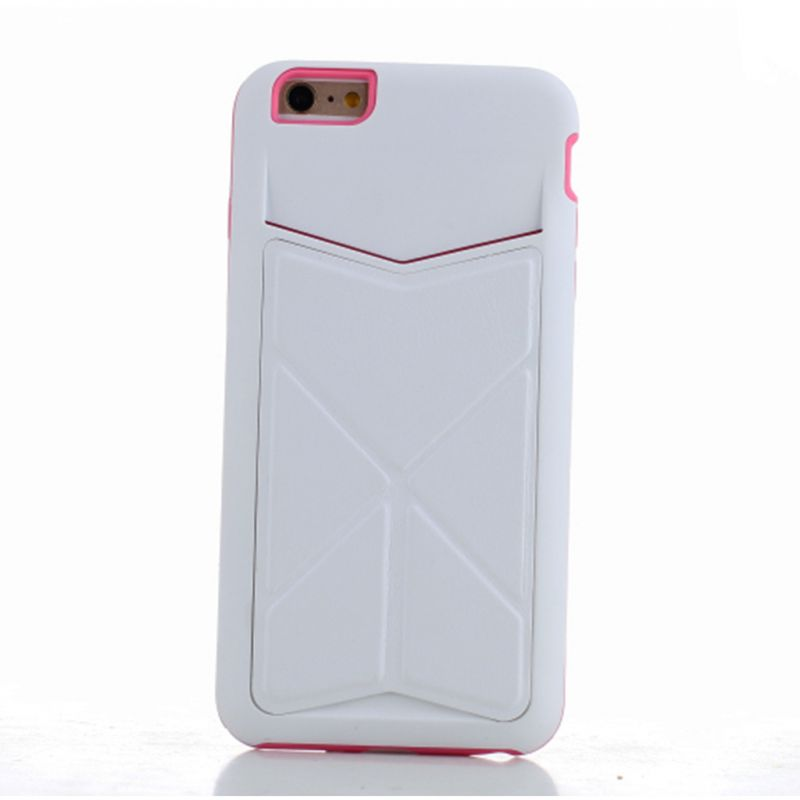 Buy Spider Designs Sd-168 Transformer Case With Card Holder For iPhone 6 Plus online
