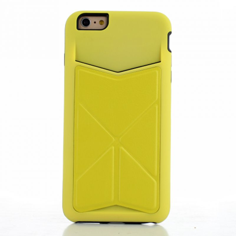 Buy Spider Designs Sd-172 Transformer Case With Card Holder For iPhone 6 Plus online