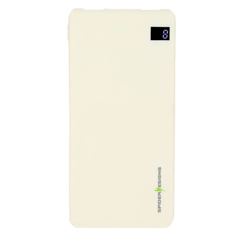 Buy Spider Designs Ysbao Sd-2029 10000mah Power Bank With LED Display online