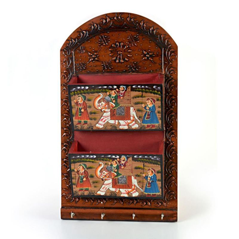 Buy Vivan Creation Hand Painted Wooden online