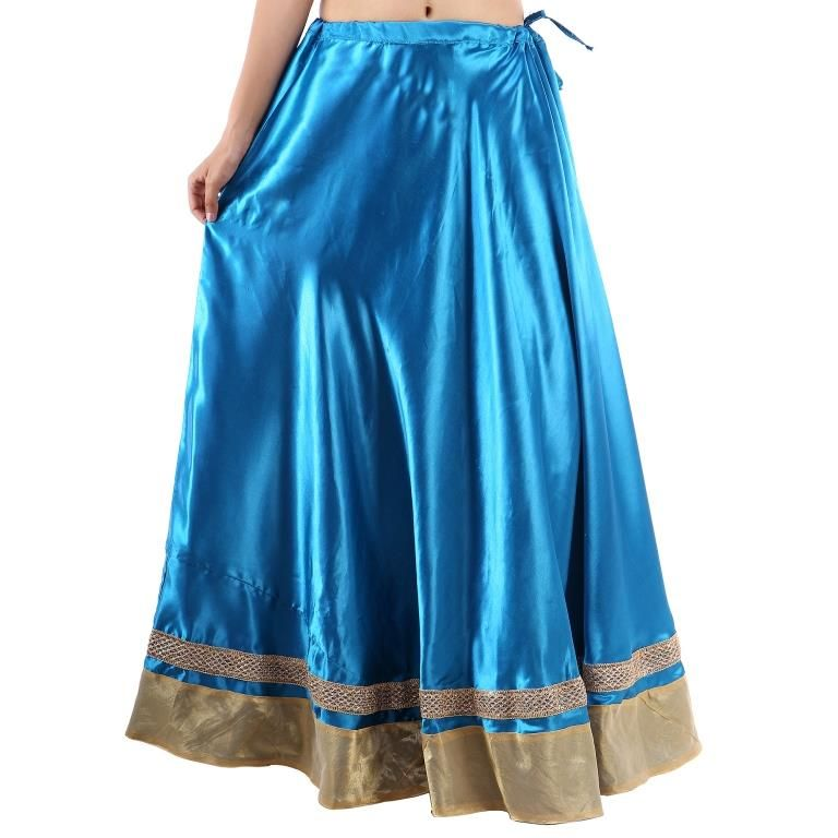 Buy Vivan Creation Shree Mangalam Mart Traditional Satin Full Lehenga Free Size (product Code - Smskt609) online