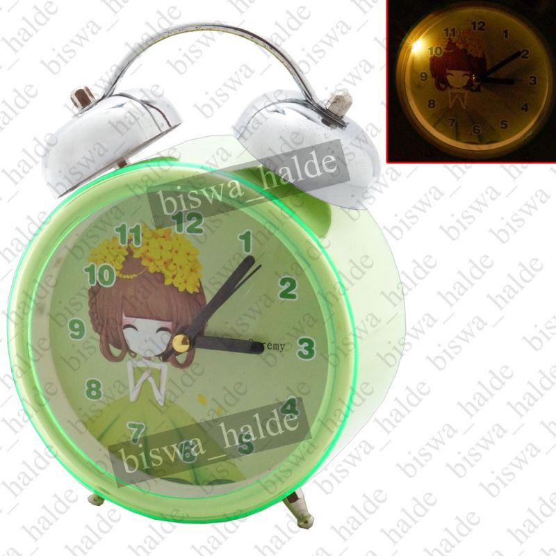 Buy Exclusive Fashionable Analog Gift Table Wall Desk Self Clock Watch With Alarm-88 online