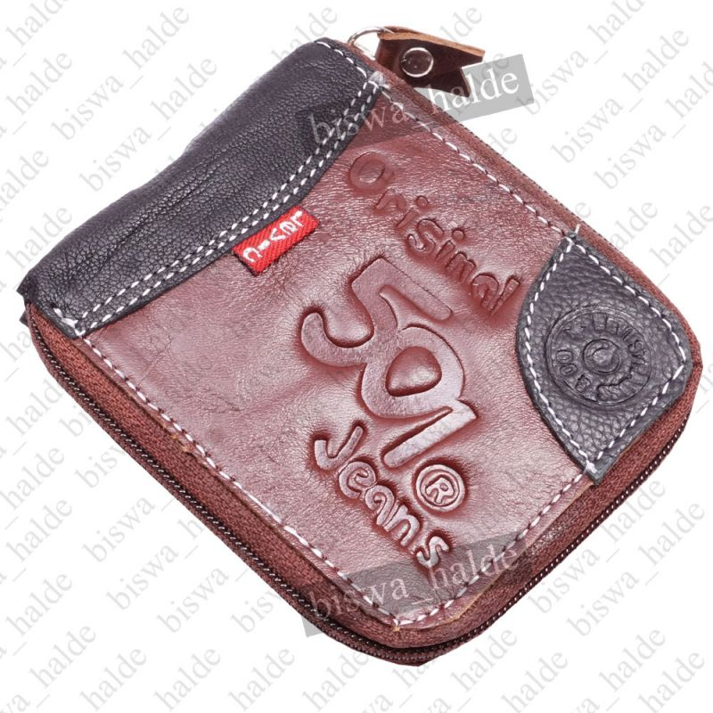Buy Mens Gents Leather Wallet Credit Business Card Holder Case ...