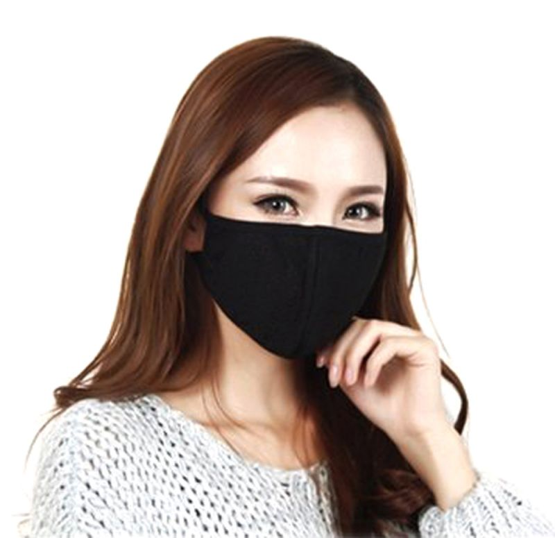 Buy 6 PCs Dust/anti Pollution Protective Face Mask Mouth & Nose Respirator Outdoor-08 online
