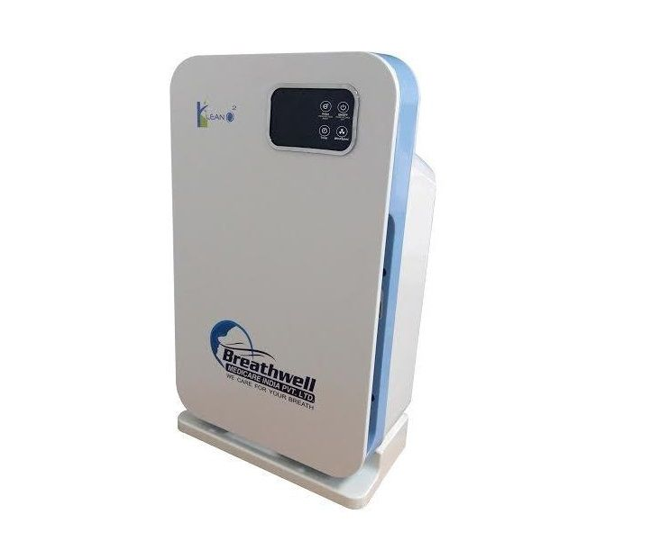 Buy Breathwell Model Bw-05 Air Purifier For Efficiency Area 600 To 800 Sq Ft online