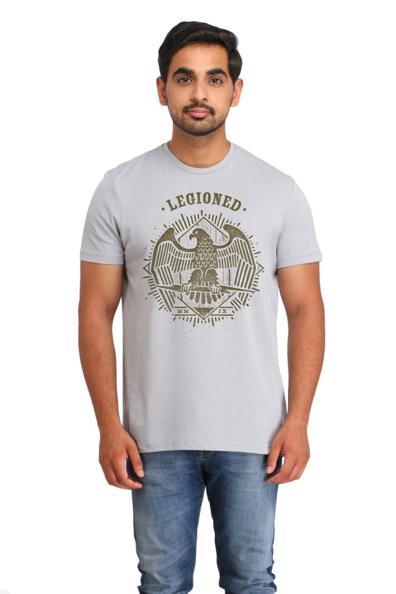 Buy Snoby Legioned Printed T-Shirt 9 online