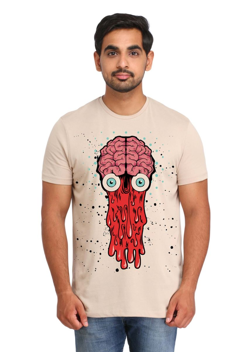 Buy Snoby Deadly Octopus Printed T-shirt (sby151957 online