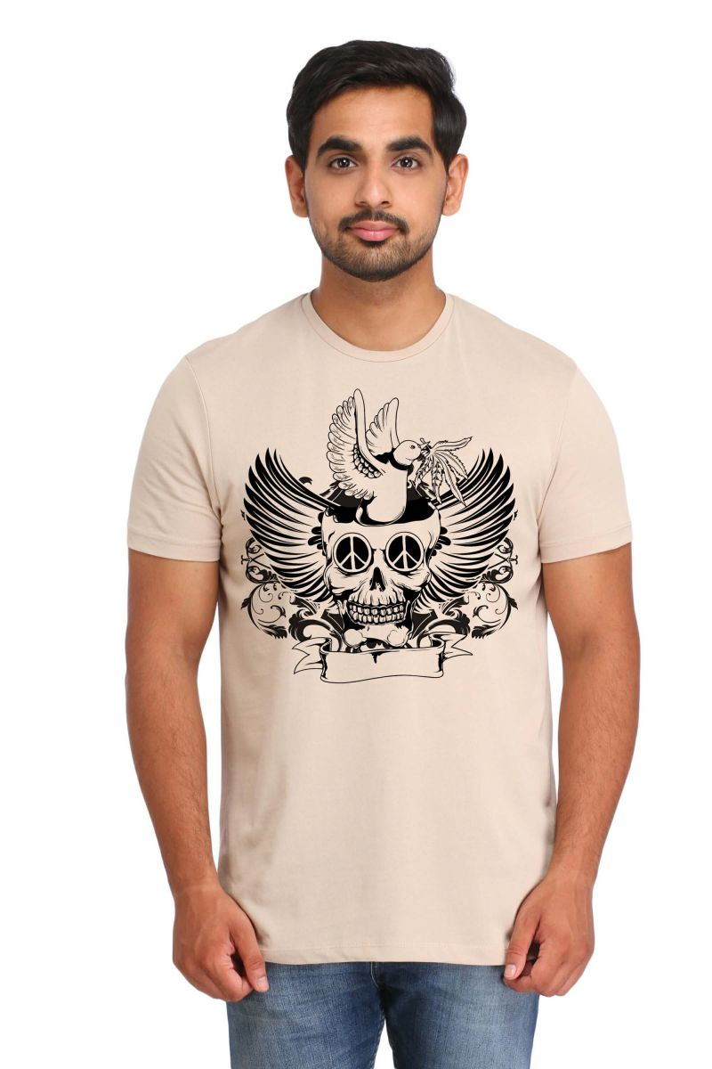 Buy Snoby Flying Joker Printed T-shirt (sby15239) online