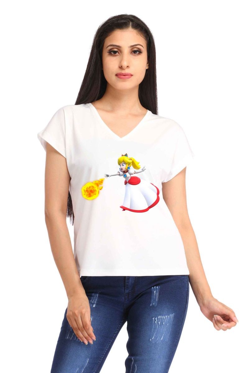 Buy Snoby Doll Printed T-shirt (sbypt1753) online