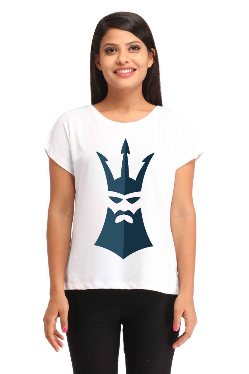 Buy Snoby King Print T-shirt (sbypt1872) online