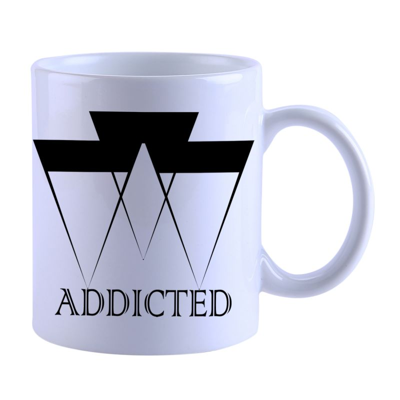 Buy Snoby Addicted Printed Mug online