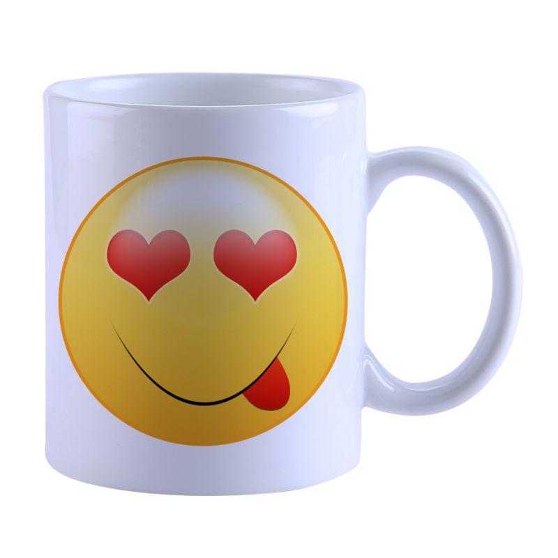 Buy Snoby Romantic Face Printed Mug(setg_221) online