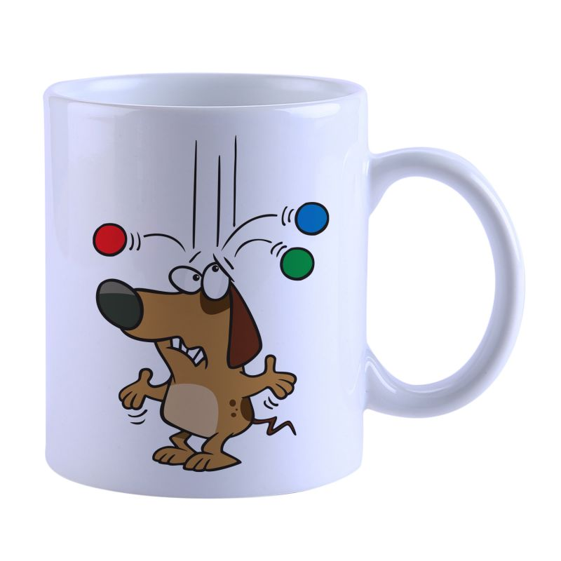Buy Snoby Digital Printed Mug online