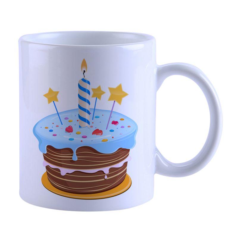 Buy Snoby Cake Printed Mug(setg_534) online