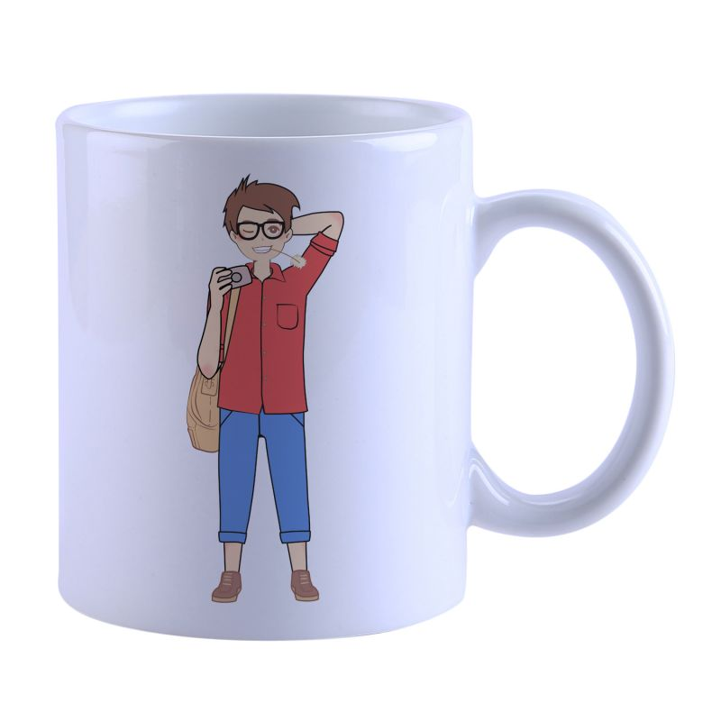 Buy Snoby Digital Printed Mug(setg_537) online