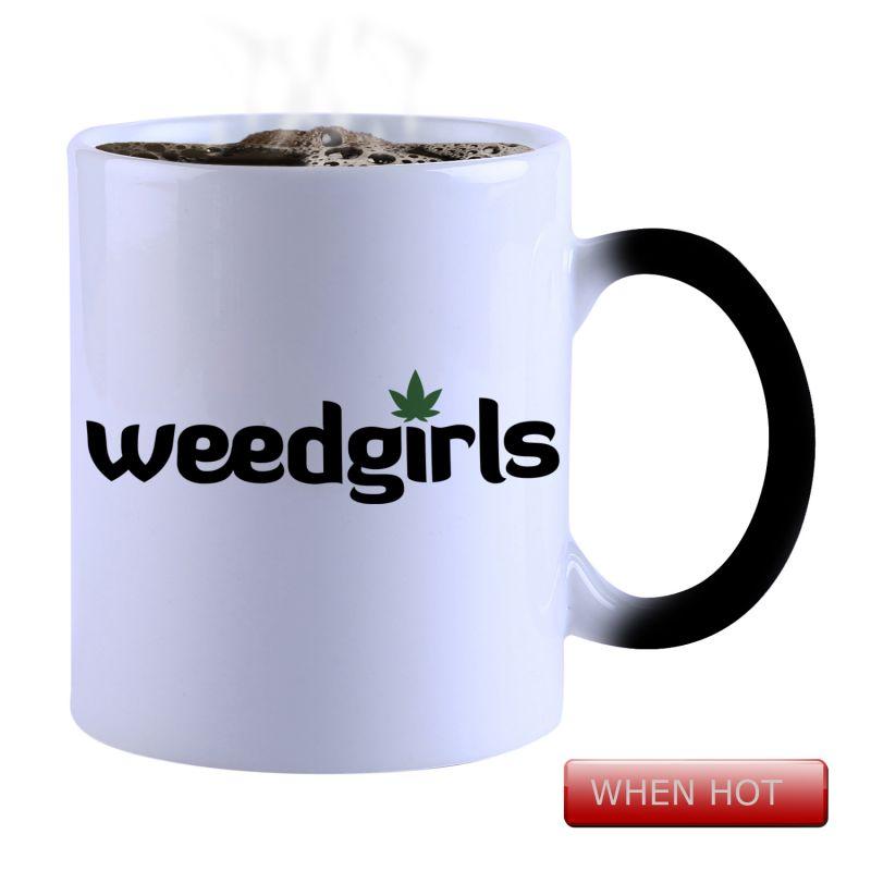 Buy Snoby Magic Mug Black Ceramic Colour Changing Coffee Mug(setg_713) online