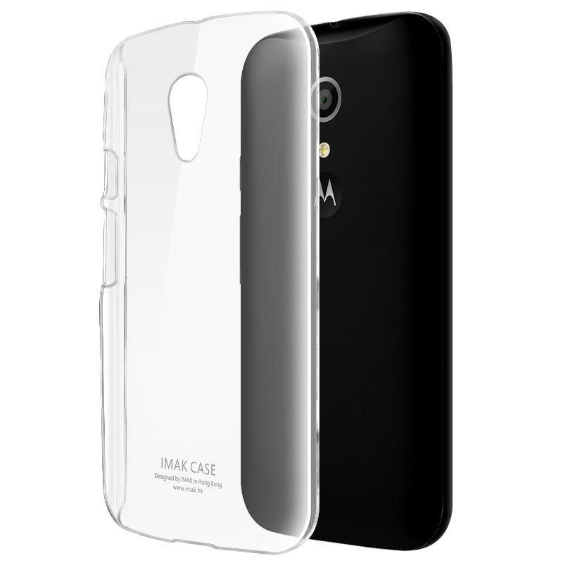 Buy Snoby Rubber Back Cover For Motorola Moto G2 (setm_12) online