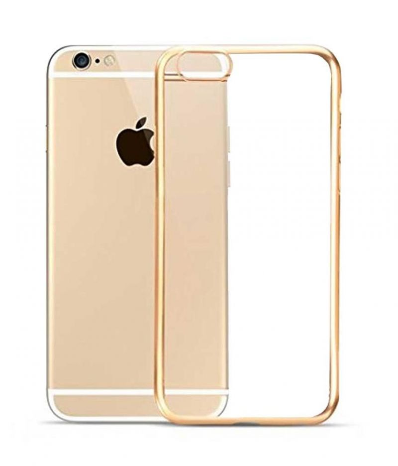 Buy Snoby Rubber Back Cover For Apple Iphone 5S/5 (Transparent) online