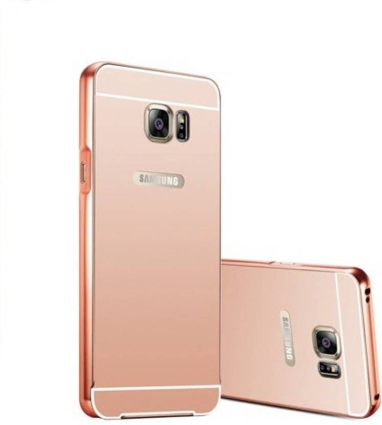 Buy Snoby Silicon Back Cover For Samsung Galaxy A7 2016 (A710) (Rose Gold) online
