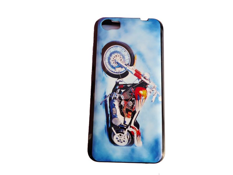 Buy Snoby Silicon Back Cover For Micromax Canvas Fire 4 A107 (multicolor) (setm_293) online