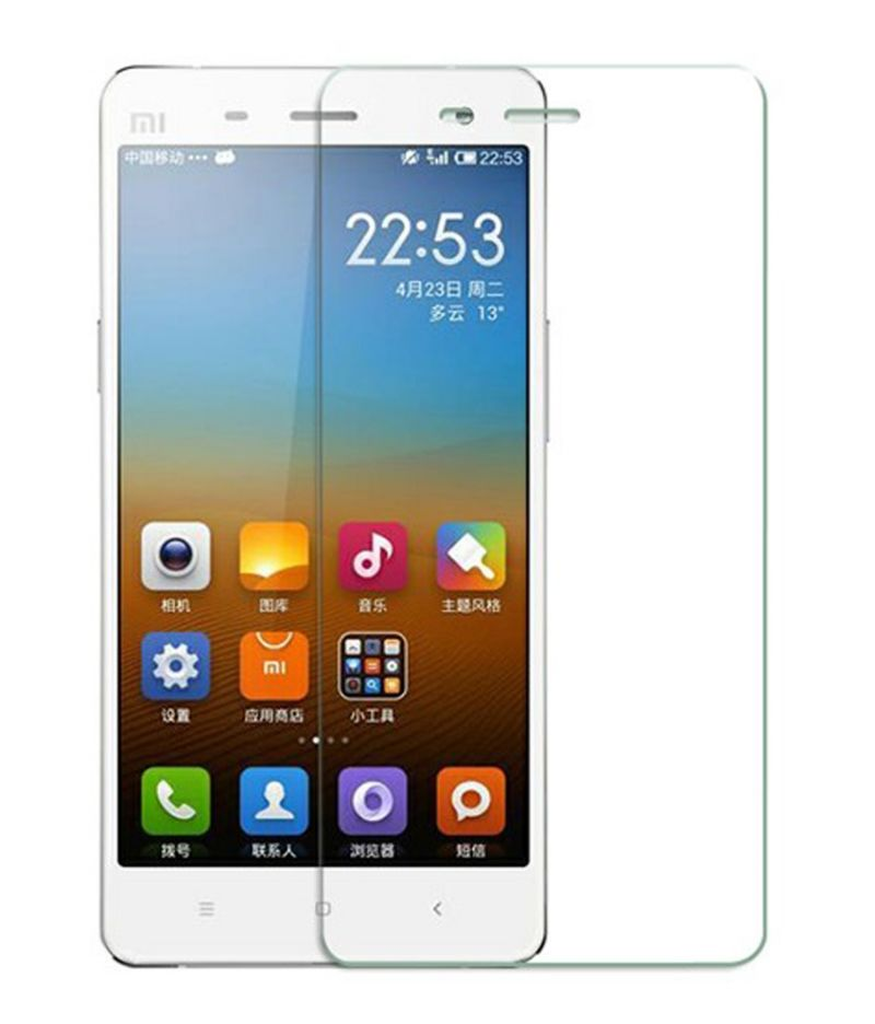 Buy Snoby Crystal Tempered Glass Guard For Xiaomi Redmi Mi3 online