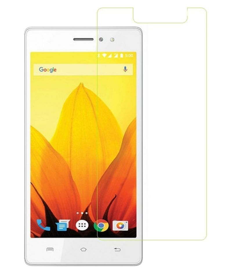 Buy Snoby Crystal Tempered Glass Guard For Lava Iris A82 (sett_16) online