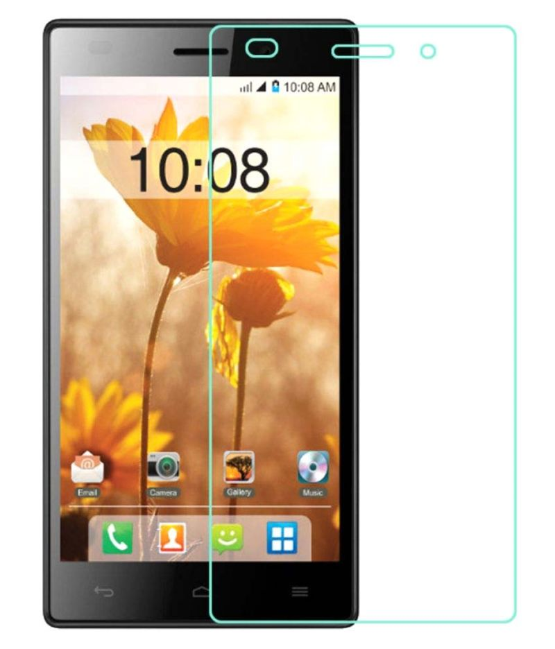 Buy Snoby Crystal Tempered Glass Guard For Intex Aqua R4 online