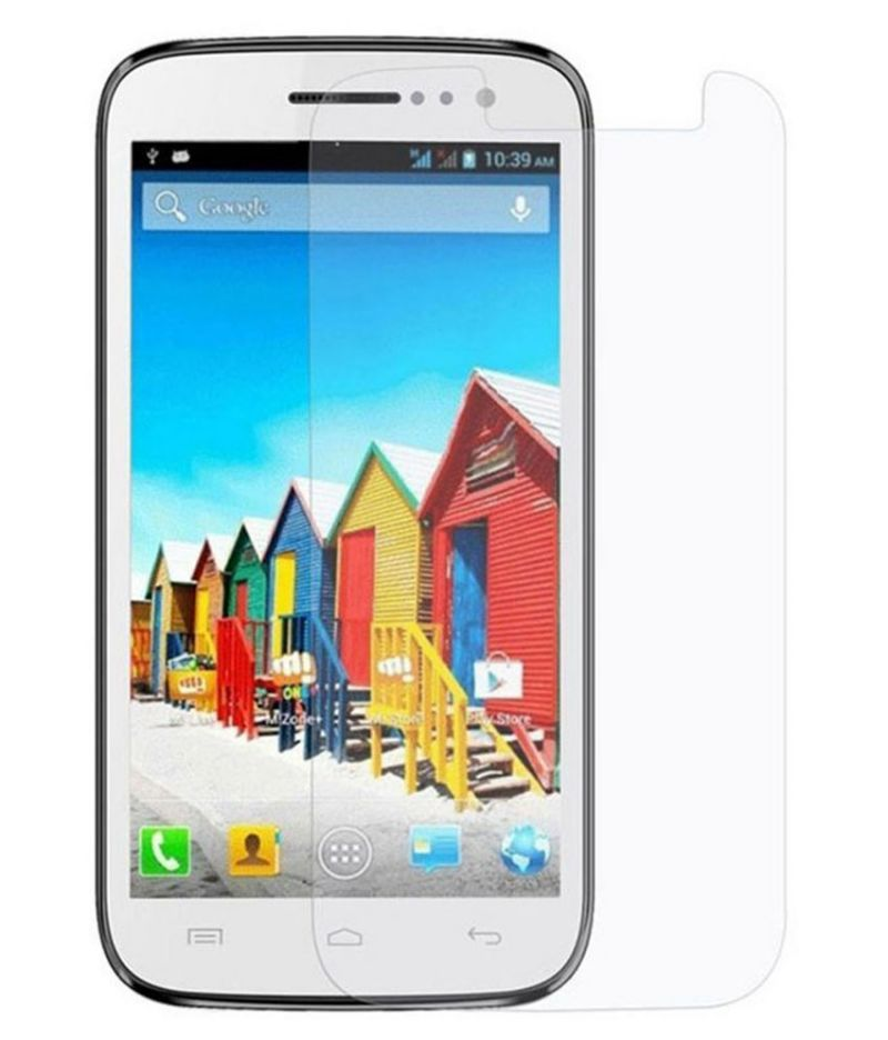 Buy Snoby Crystal Tempered Glass Guard For Micromax Canvas Doodle 4 Q391 online