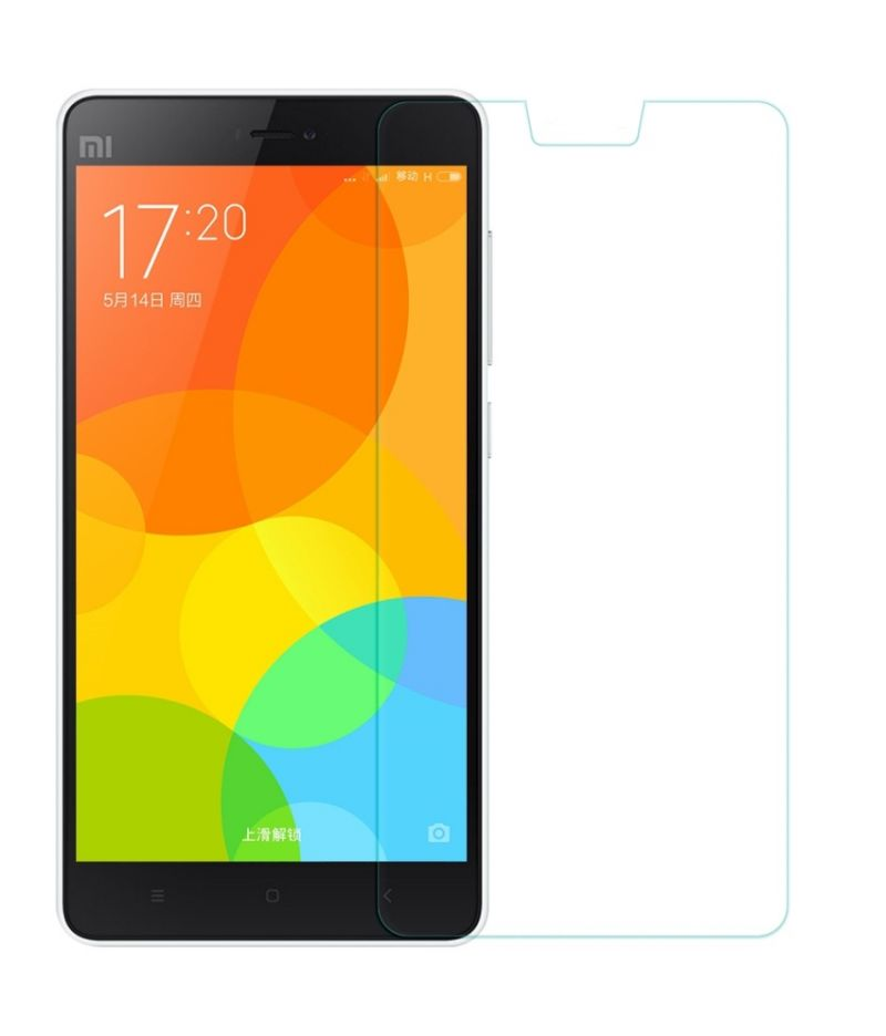 Buy Snoby Crystal Tempered Glass Guard For Xiaomi Redmi Mi4i (sett_69) online