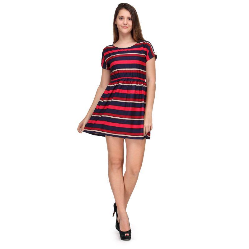 Buy Sportelle Usa India Crepe Mini Dress_7174_ online