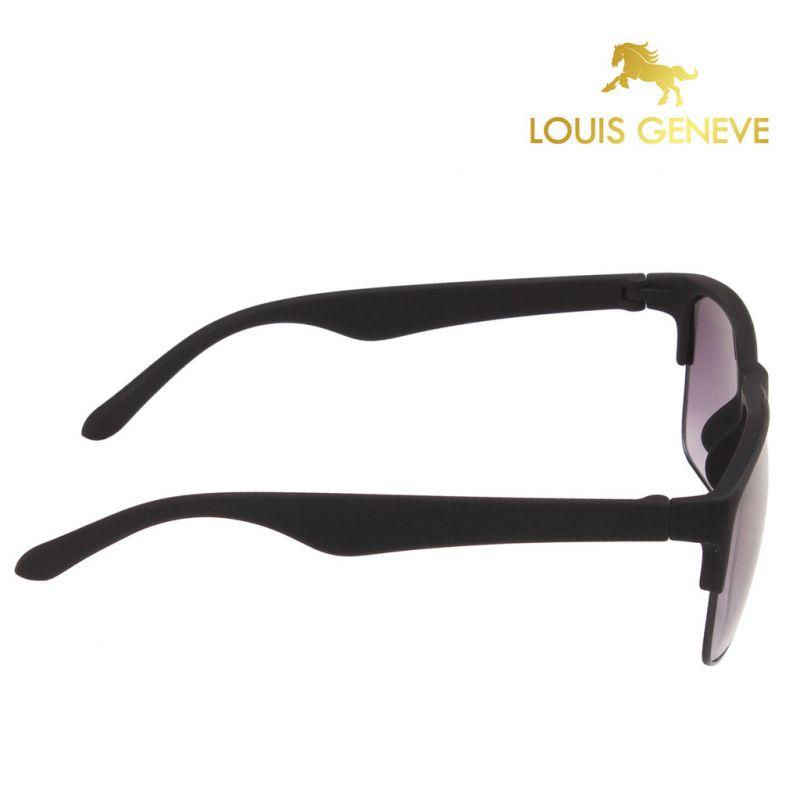 5d5a9317538 Buy Louis Geneve Grey Plastic Sunglass For Men Grey Online