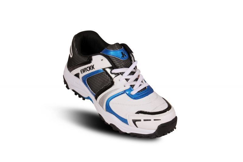Buy Kwickk Cricket Shoe Runner Blue online