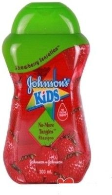Buy Johnson's Kid Strawberry Sensation 300 Ml No More Tears Shampoo online