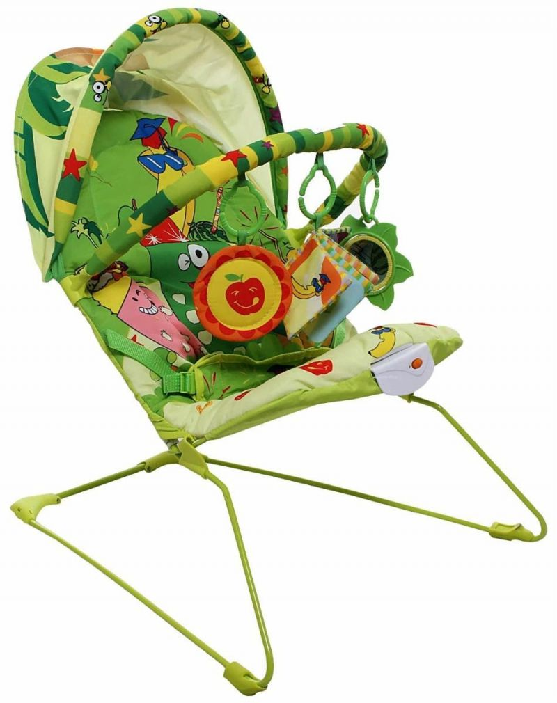 Buy Mankoose Sunbaby Yy-105 Bouncer (green) online