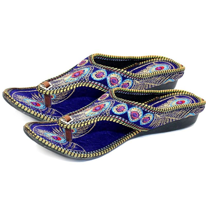 d951bf2b8fdd5 Buy Great Art Women Fashionabal Party Wear Fancy Slipper Sandals Combo  Online | Best Prices in India: Rediff Shopping