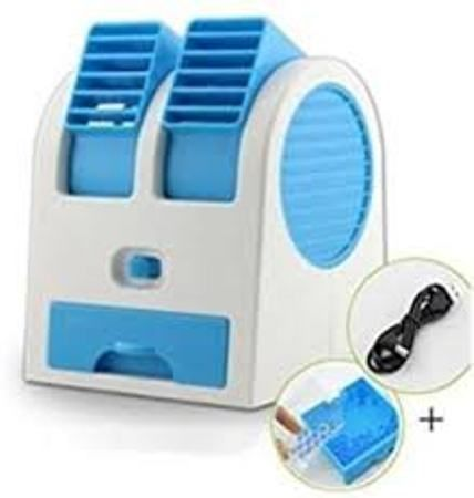 Buy Mini Ice Cooled Small Desktop Air Fan online