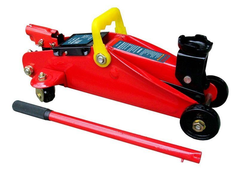 Buy Spidy Moto 2ton Hydraulic Trolley Floor Lifting Jack Tata Movus online