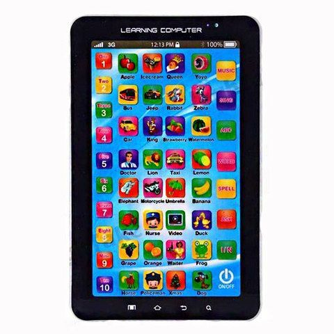 Buy Mini Mypad Kids English Learner Computer Tablet Kids Toy online