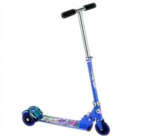 Buy Scooty 3 Wheels Foldable Mini Scooter For Boys N Girls online