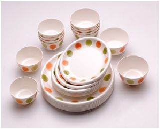 Buy Melamine Dinner Set online